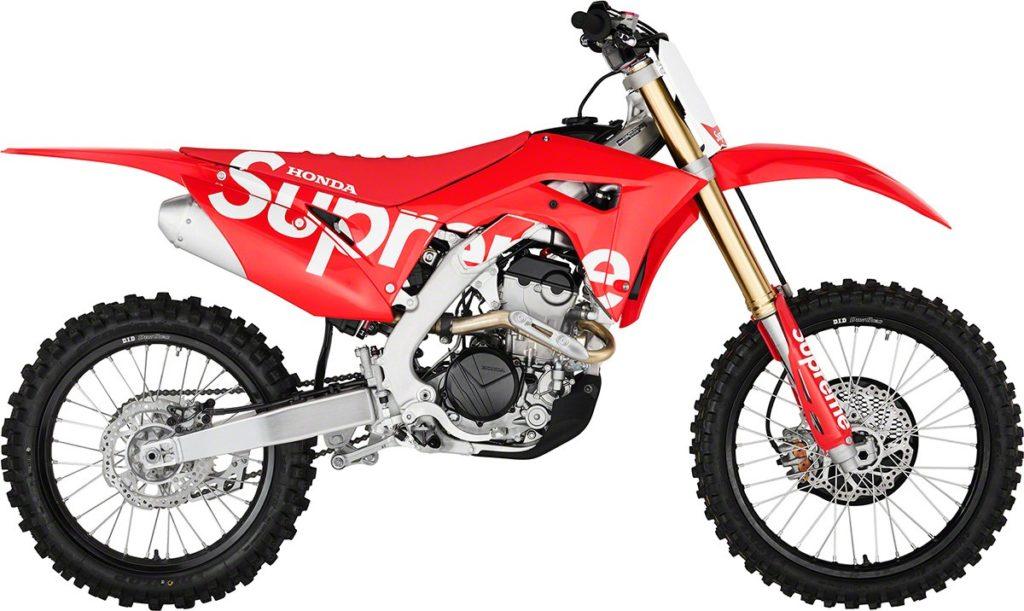 シュプリーム 19AW バイク